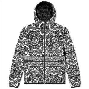 Moncler Reversible Zois Bandana Jacket 2-in-1 NWT